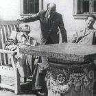 KIG w Nieborowie, 1952 r.