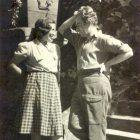 KIG z Natalią, ćledziejowice 1946, fot. H. Hermanowicz
