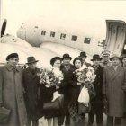Delegacja do Moskwy, listopad 1948 r.